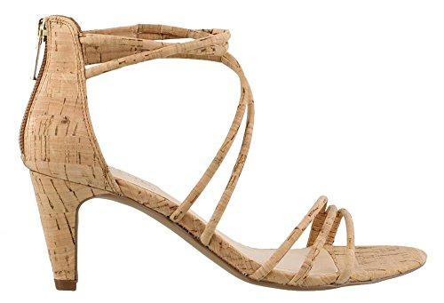 STUDIO ISOLA Women's, Madel Mid Heel Sandals Cork 9 M