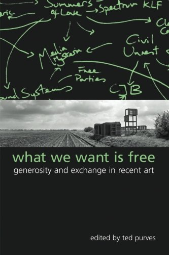 What We Want Is Free: Generosity And Exchange In Recent...