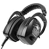 DetectorPro Black Widow Platinum Headphones 1/4' Plug Metal Detector