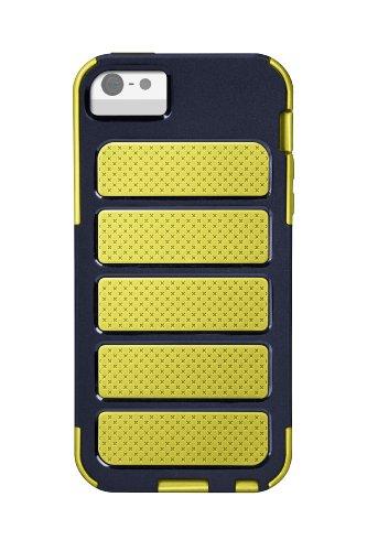 PJ X-Doria Full Protect SHIELD pour iPhone 5 - jaune/bleu