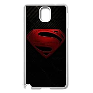 Samsung Galaxy Note 3 Cell Phone Case White_Man of steel hope Dedlr