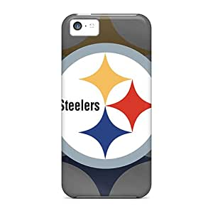 Forever Collectibles Pittsburgh Steelers Hard Snap-on Iphone 5c Cases