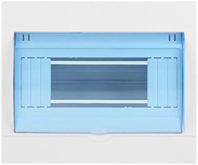Caja de Distribución de Plástico Cubierta Transparente Caja de ...