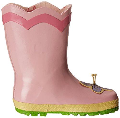 Kidorable Lotus Rain Boot (Toddler/Little Kid), Pink, 7 M US Toddler by Kidorable (Image #7)
