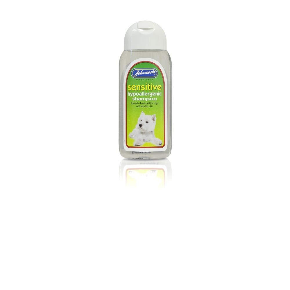 Johnson's Vet Hypo-Allergenic Shampoo, 200 ml, transparent