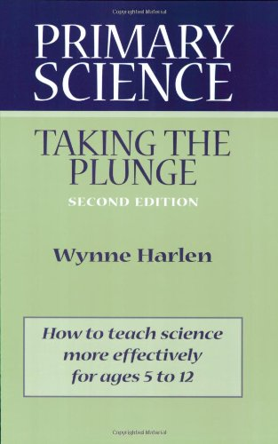 Primary Science: Taking the Plunge
