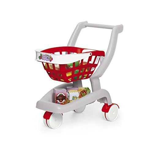 Garçons–2en 1mon premier chariot de supermarché (84158)
