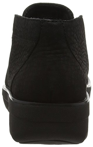 Stivaletti Loaff Donna Black 090 All Nero Lace FitFlop Up RtTxwqHtz