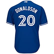 Toronto Blue Jays Josh Donaldson 2016 Cool Base Replica Alternate MLB Baseball Jersey