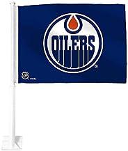 """Edmonton Oilers 11.5"""" x 15"""" Double Side"""