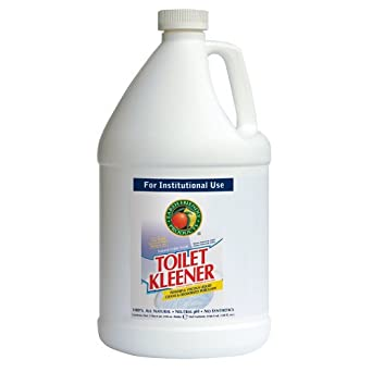 Earth Friendly Products Proline PL9703/04 Toilet Kleener and Mineral Deposit Remover, 1 gallon Bottles (Case of 4)