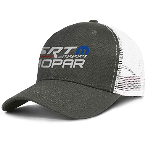 Mens Womens Dodge-SRT-Mopar- Adjustable Bucket Sun Hats Military Caps Street Dancing Trucker Hat Cap