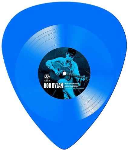bob dylan guitar pick shaped ep