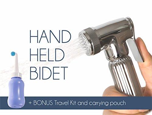 Barrantyne Bidets Luxurious Handheld Bidet Sprayer