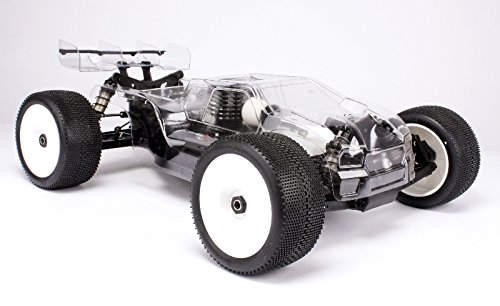 Hot Bodies Racing D817T 1/8 4WD Off-Road Nitro Truggy ()