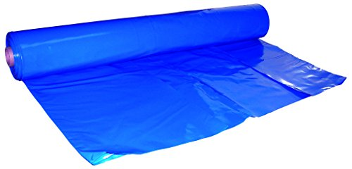 7mil Heat Shrink Wrap 17ft by 22ft for Winterizing Weather Proofing Shipping Protecting Boat Protection and Winterize (17ft x 22ft)