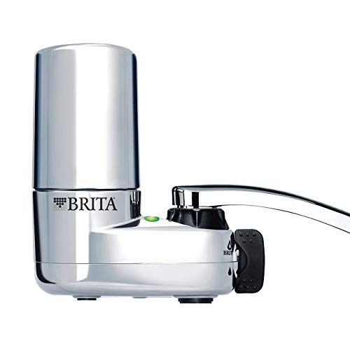 3. Brita On Tap Faucet Water Filter