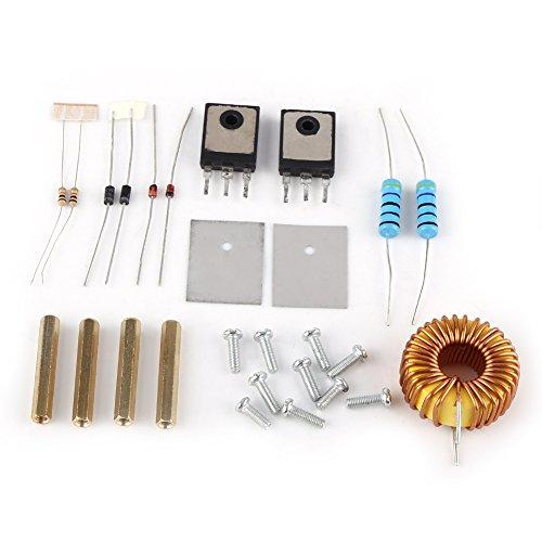 (DC12-30V ZVS Coil Generator Parts High Voltage Power Supply Drive Board Unassembled Set )
