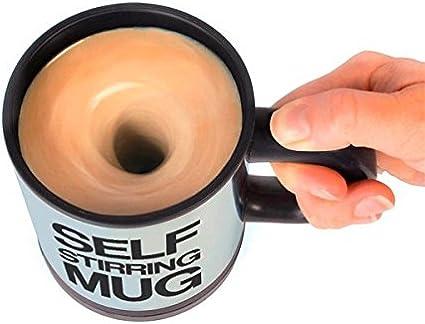 CEXPRESS - Taza Desayuno Batidora mexladora Self Stirring mug ...