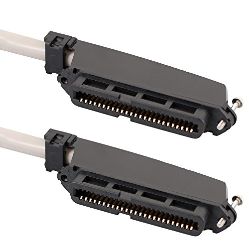 25-Pair Cable Assembly- F-F 90- 15' 25 Pair Installation Cable