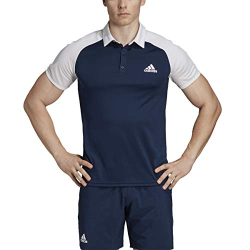 adidas Men's Tennis Club Polo Shirt