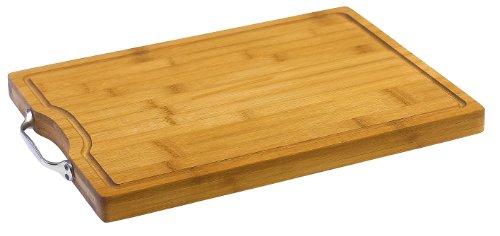Show 100% Bamboo Chef's Cutting Board 12