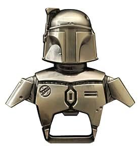 Diamond Select Toys Star Wars: Boba Fett Magnetic Metal Bottle Opener