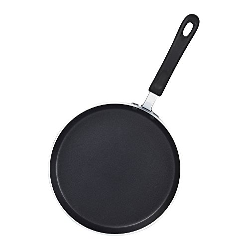 Cook N Home 02434 26cm Nonstick Heavy Gauge Crepe Pan, 10.25'', Black by Cook N Home (Image #2)