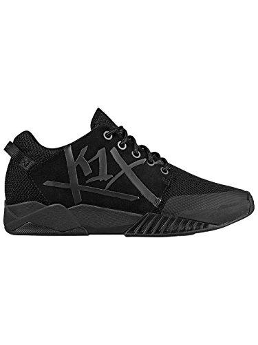 Mix All Uomo Scarpe K1x Net Nero sneaker CqUxv