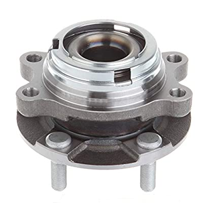 ROADFAR Wheel Bearing Hub Assembly fit for 2007-2013 Nissan Altima Front wheel bearing hub kit 513294: Automotive