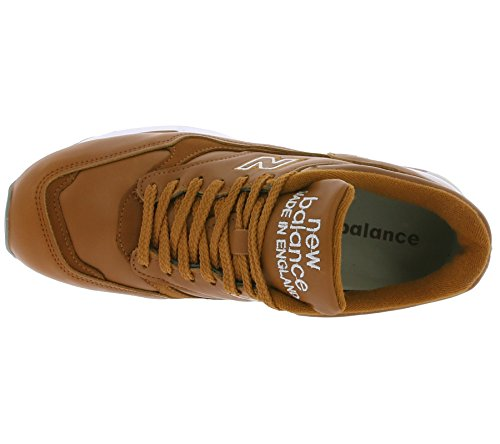 brand new unisex cheap price free shipping find great New Balance 1500 'Made in England' Men's genuine leather sneaker brown with ENCAP® Braun cheap sale authentic 7etARN