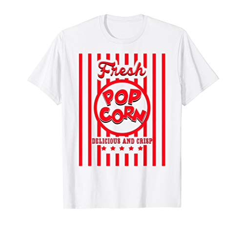 FRESH Popcorn Costume t-shirt Matching Family Outfits