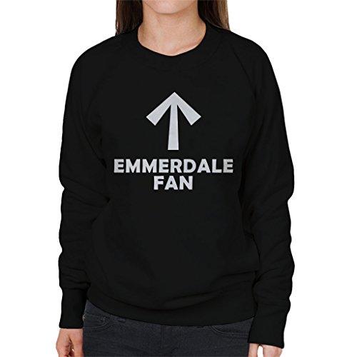 Emmerdale Fan Womens Sweatshirt