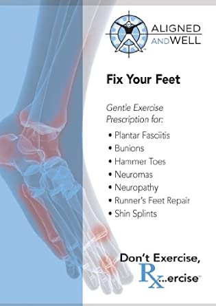 photograph relating to Plantar Fasciitis Exercises Printable identified as Maintenance YOUR Toes with Katy Bowman, M.S.: .united kingdom: DVD