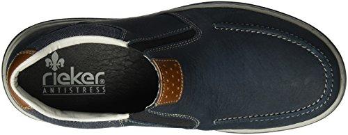 Rieker 17360-15 Pazifik (blauw) Heren Schoenen Blauw