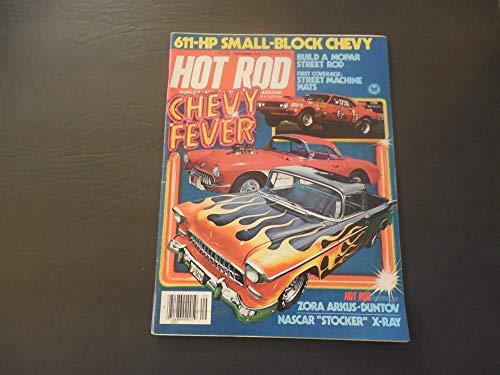 Rod Packard Hewlett - Hot Rod Sep 1978 611 HP Small Block Chevy; MOPAR Street Rod; Nationals