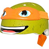 CPreme Teenage Mutant Ninja Turtles Michelangelo Helmet Orange