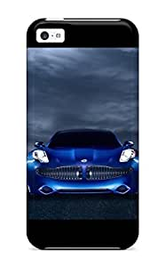 Iphone Cover Case - 2010 Fisker Front Blue Car Dark Sky Nubilous Cars Other Protective Case Compatibel With Iphone 5c