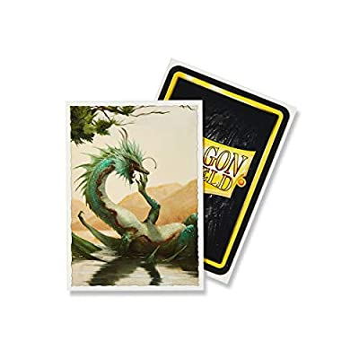 Dragon Shield - Card Sleeves - Mist Colour - 0: Toys & Games