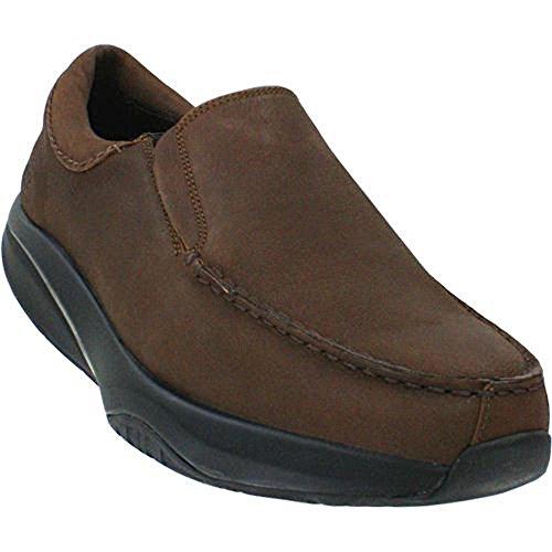 MBT Men's Tamu Slip-on Walking Shoe (43 M EU / 9-9.5 D(M) US, Chestnut) (Discontinued Shoes compare prices)