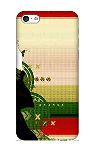 meilinF000Ellent Iphone 5c Case Tpu Cover Back Skin Protector Anime Bleach For LoversmeilinF000