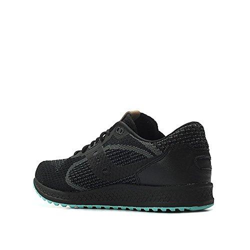 02 Nero Saucony Uomo Saucony evr Sneakers 70396 Shadow Sneakers 5000 1USxgw8q