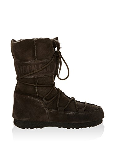 Moon Boot Moonboot Vagabond Mid Grigio