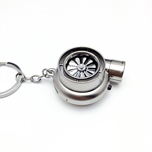 Amazon.com: FOORDAY Car Electric Turbo Lighter Car Key Chain ...
