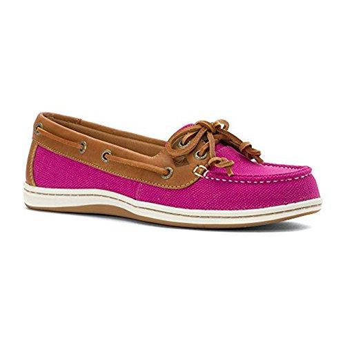 Sperry Top-Sider Firefish barco zapatos de la mujer Rosado brillante
