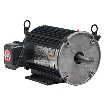 Amazon com: US Motors (Nidec) UN3T2BC - Inverter Duty Motor