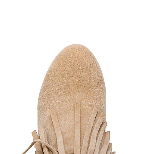 Décontractées Chaussures Augmenter Taille Pompes Beige Au dans L'automne 45 SKY 34 Garder Bottes Taille Chaussures Hiver Grande Mode Chaud Femmes Maria Wqx7RwvZ1O