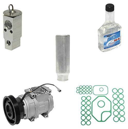 Universal Air Conditioner KT 1934 A/C Compressor and Component Kit