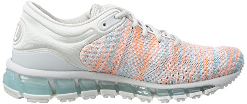 Grey Running Blue Aruba Knit de 360 Asics Mujer Multicolor Orange Gel Glacier 9609 Pop para Zapatillas 2 Quantum qa0Z7ZnA