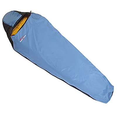 Suisse Sport Adventurer Mummy Ultra-Compactable Sleeping Bag